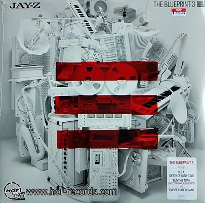 Jay-z - The Blueprint 3 2lp NEW