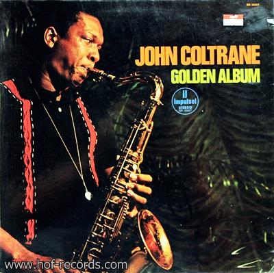 John Coltrane - Golden Album 1Lp