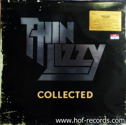 Thin Lizzy - Collected 2Lp N.