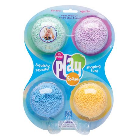 ของเล่นเสริมพัฒนาการ Playfoam Classic 4-Pack