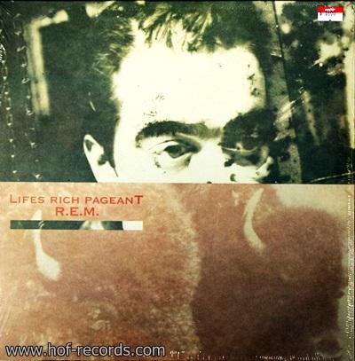 R.E.M. - Lifes Rich Pageant 1Lp N.