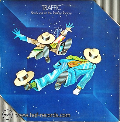 Traffic - Shoot Out At The Fantasy Factory 1973 1lp