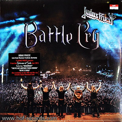 Judas Priest - Battle Pry 2Lp N.