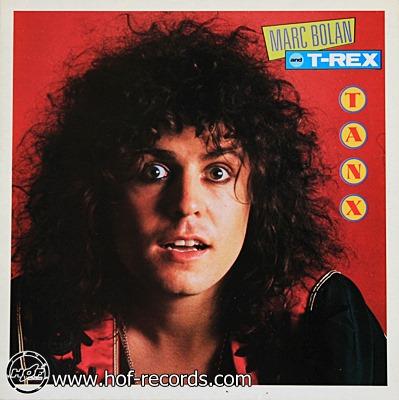T- Rex Marc Bolan - Tanx 1973