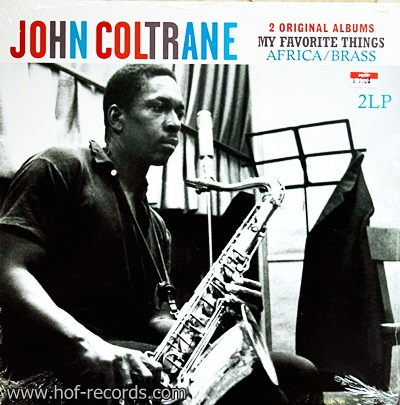 John Coltrane - My Favorite Things 2Lp N.