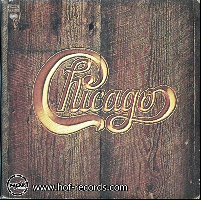 Chicago - V 1972 1lp