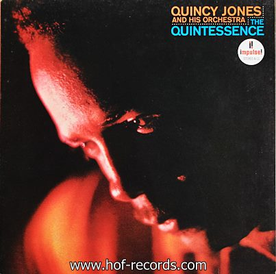 Quincy Jones - The Quintessence 1979