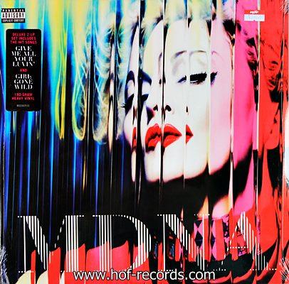 Madonna - MDNA 2012 2lp NEW