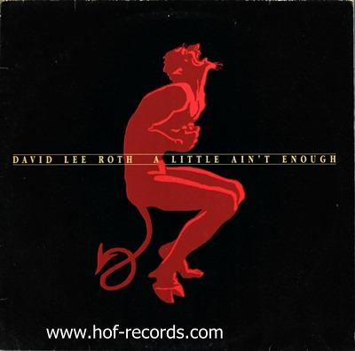 David Lee Roth - A Little Ain't Enough 1991