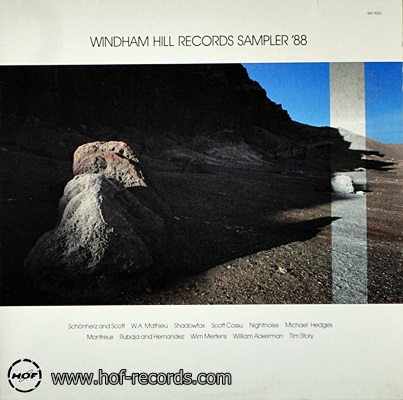Windham Hill Records Sampler '88 1lp