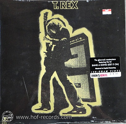 T.REX - Electric Warrior 1lp NEW