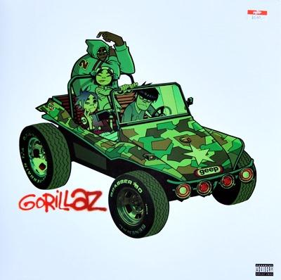 Gorillaz - Gorillaz 2Lp N.