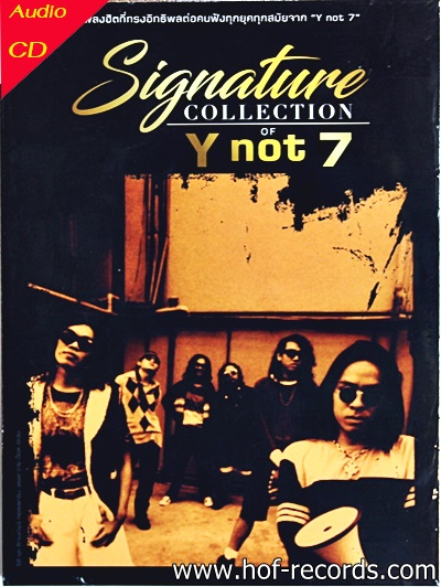 Cd Y not 7 - Signature collection * new