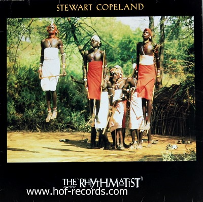 Stewart Copeland - The Rhythmatist 1985