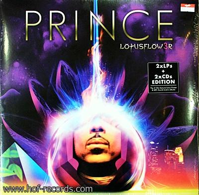 Prince - Lotusflow3r 2Lp N.