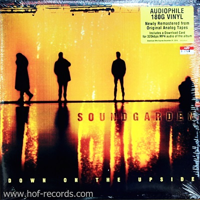 Soundgarden - Down On The Upside 2Lp N.