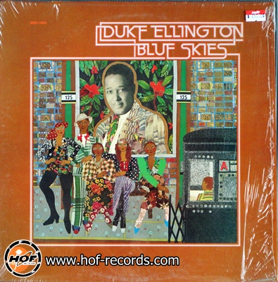 Duke Ellington - blue skies 1lp