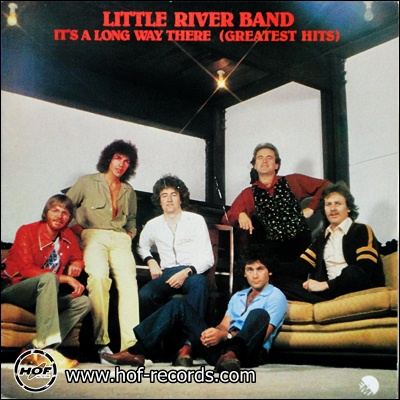 Little River Band - It's A Long Way There ( Greatest Hits ) 1lp