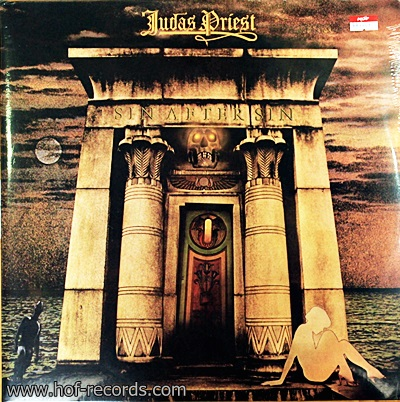 Judas Priest - Sin After Sin 2Lp N.