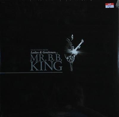 B.B. King - Ladies & Gentlemen Mr.B.B. King 2Lp N.