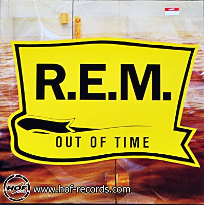R.E.M. - out of time 1 LP