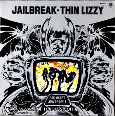 Thin Lizzy - Jailbreak 1979 1lp