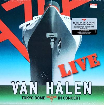 Van Halen - Tokyo Dome In Concert 4Lp Boxset N.