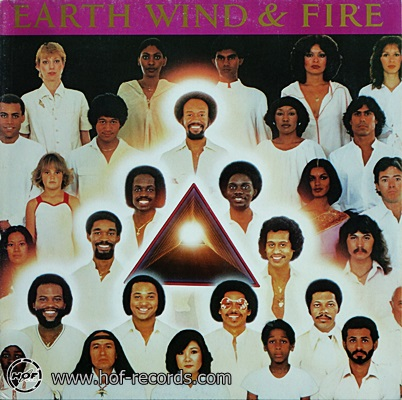 Earth, Wind & Fire - Faces 1980 2lp