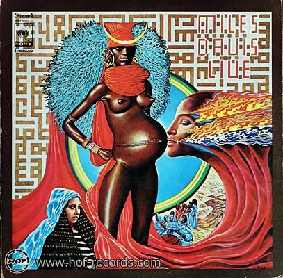 Miles Davis - Live Evil 2lp