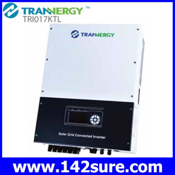 INV026 อินเวอร์เตอร์ โซล่าเซลล์ Trannergy Grid-connected inverter 17kW ได้ผ่านการรับรองจาก กฟภ. และ กฟน.(สินค้า Pre-Order)