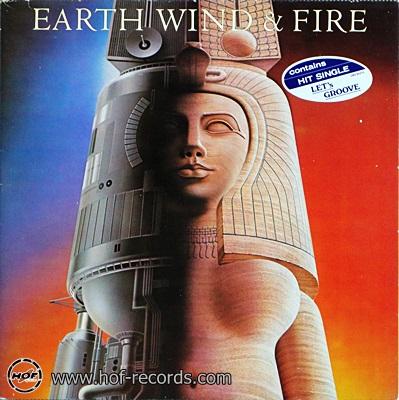 Earth, Wind & Fire - Raise 1981 1lp