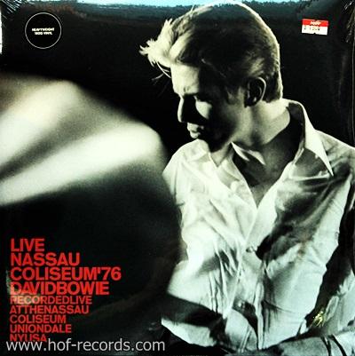 David Bowie - Live Nassau Coliseum'76 2Lp N.