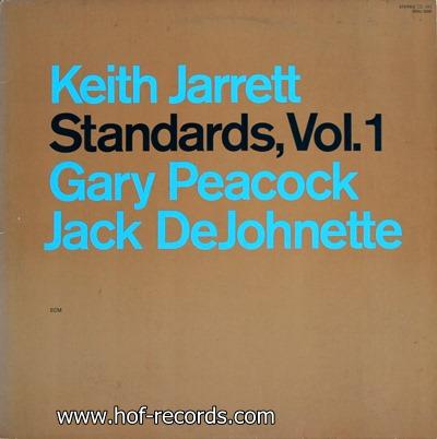 Keith Jarrett - Standards, Vol.1 1983