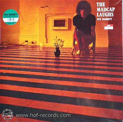 Syd Barrett - The Madcap Laughs 1lp NEW