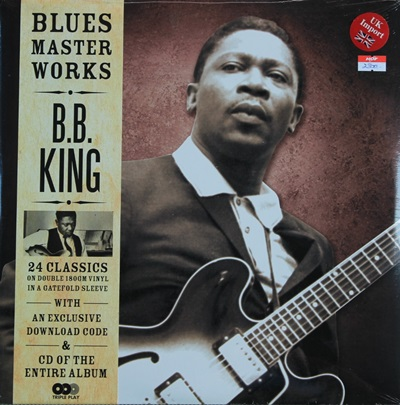 B.B. King - Blues Master Works 24 Classics 2Lp N.
