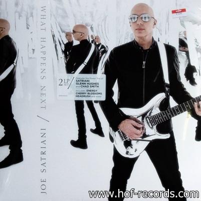 Joe Satriani - What Happens Next 1Lp N.