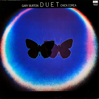 Gary Burton : Chick Corea - Duet 1979