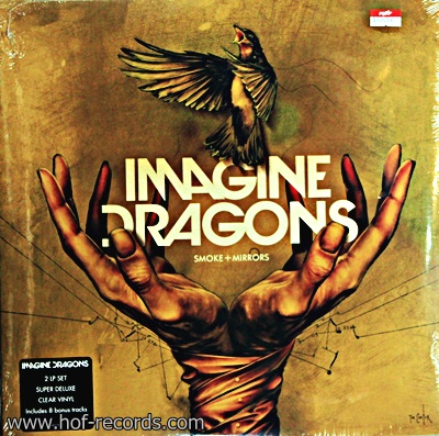 Imagine Dragons - Smoke + Mirrors 2Lp N.
