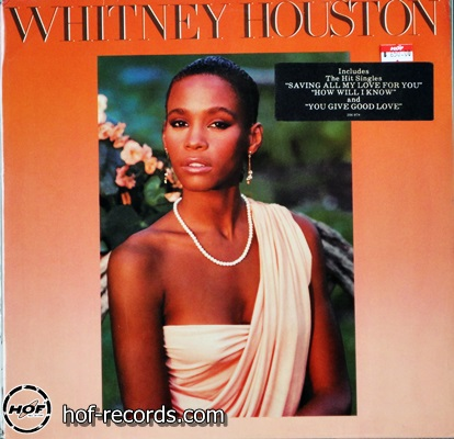 Whitney Houston - Whitney Houston 1lp