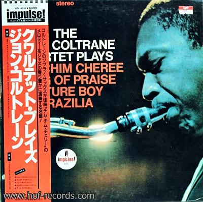 John Coltrane - Quartet Plays 1Lp