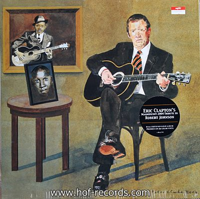 Eric Clapton - Tribute To Robert Johnson 2lp