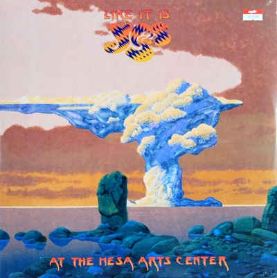 Yes - Like It Is At The Mesa Arts Center 2Lp N.
