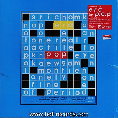 P.O.P. - Era 1 LP /N.