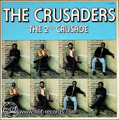 The Crusaders - The 2nd Crusade 2 LP