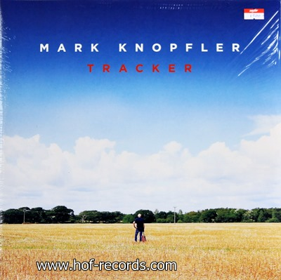 Mark Knopfler - Tracker 2lp N.