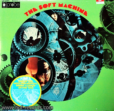 The Soft Machine - The Soft Machine 1Lp N.