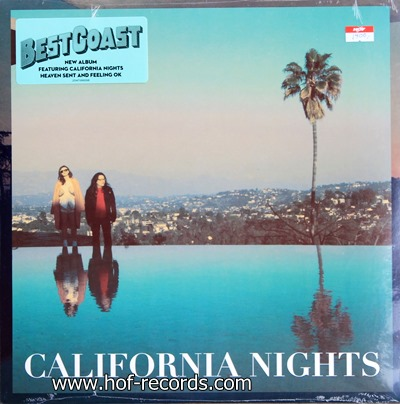 California Nights - Best Coast 1lp N.