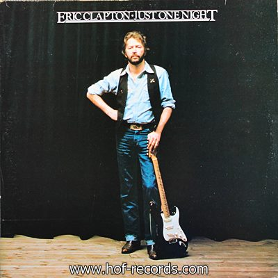 Eric Clapton - Just One Night 2lp