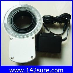 LER009 54 LED Bulb Microscope Ring Light Iluuminator 220v ยี่ห้อ OEM รุ่น 54LED