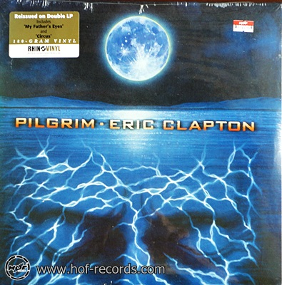 Eric Clapton - Pilgrim 2013 2lp ( NEW )